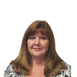 Sue Carter, Financial Director