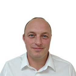 Anthony Hills, Sales Manager