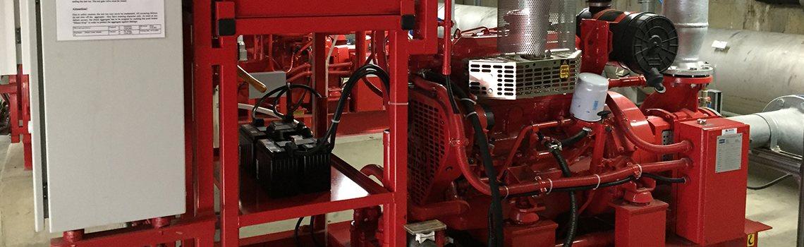 Industrial Generator Sales