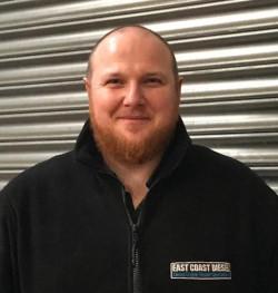 Adam Carter, Engineering Supervisor